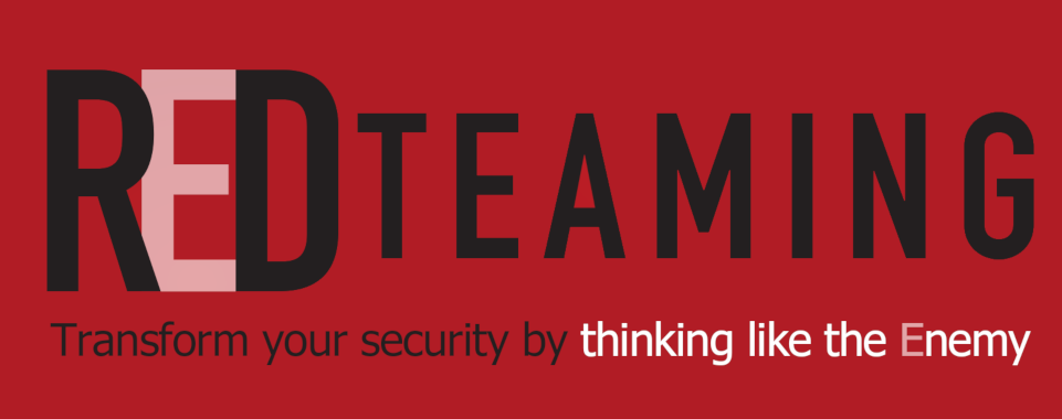 Red Teaming banner